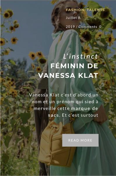 Article @ Le Dernier Etage by Megane Lemiel